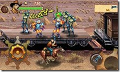 Cowboys & Aliens by Gameloft1