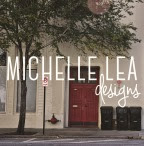 michelle lea designs blog button