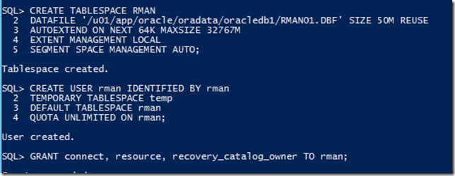 Oracle Backup/Restore (2) RMAN - Backup | SQL Panda