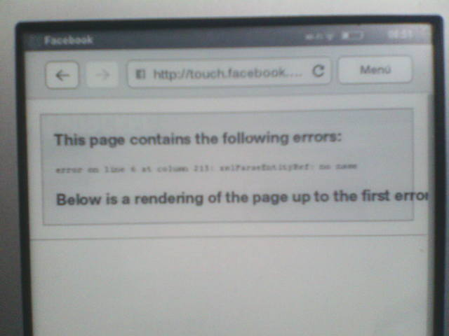 touch.facebook.com falla