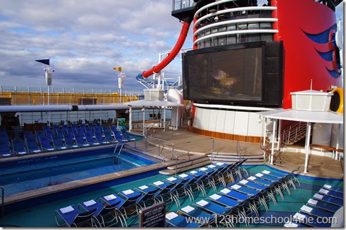 55 Reasons you will LOVE a Disney Cruise - amazing pools & slides