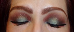 Laura Mercier Fairy Dust Eye Shimmer in Crushed Lapis