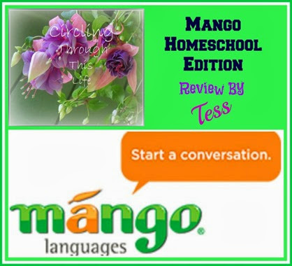 Mango Homeschool Edition Review Highschool Foreign Language