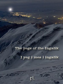 The yegs of the Ingalik Cover