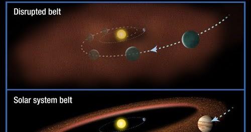 asteroid belt model - photo #16