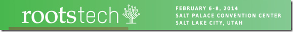 rootstech将于2014年2月6日至8日