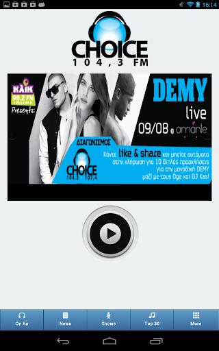 Choice FM Cyprus