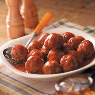 Venison Meatballs.