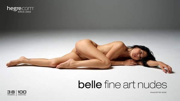[Hegre-Art] Belle - Fine Art Nudes