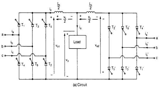 THREE-PHASE DUAL CONVERTER - Power, Electronic Systems