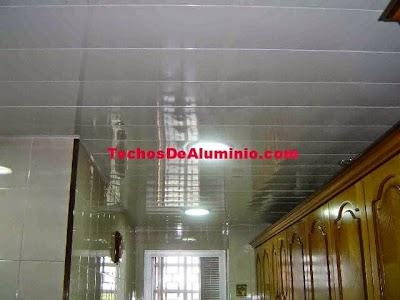Techos aluminio Collado Villalba
