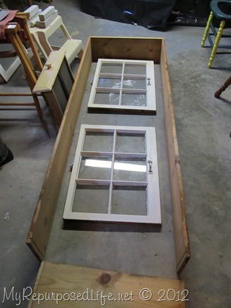 repurposed Window Cabinet (2)