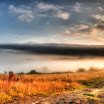 First Autumn Mists-Ron Bending.jpg