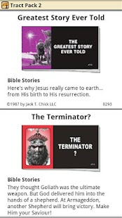 Chick Tracts 2 - English- screenshot thumbnail