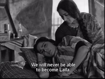 We will never be able to become Laila