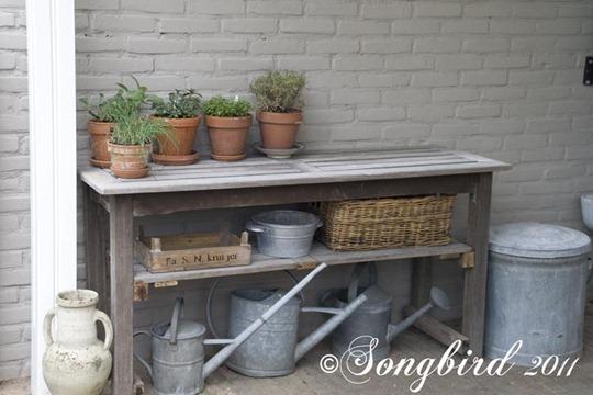 Garden Table 5