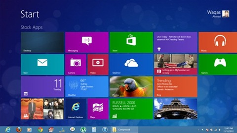 Personalizar Windows 8
