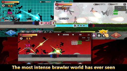One Finger Death Punch 5.19 APK MOD screenshots 1
