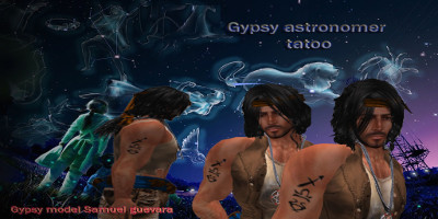 Gypsy Astronomer outfit