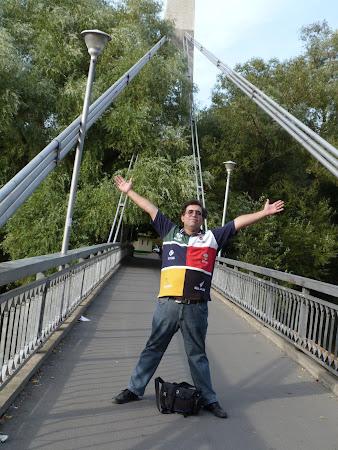 Podul Paralelor Oradea