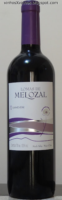 Lomas de Melozal Carmenere