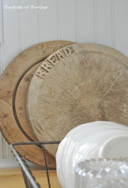 fall kitchen bread boards