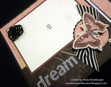 La Belle Vie_6x6 accordian album pixie letters and stickease