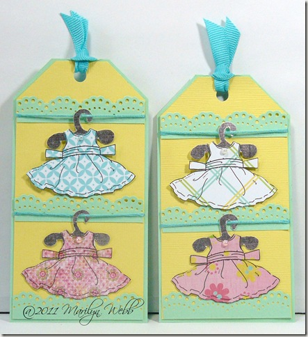 Trudy Dress Tags