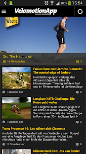 Velomotion Fahrrad-News- screenshot thumbnail
