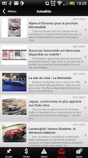 Voiture occasion Annonces Auto- screenshot thumbnail