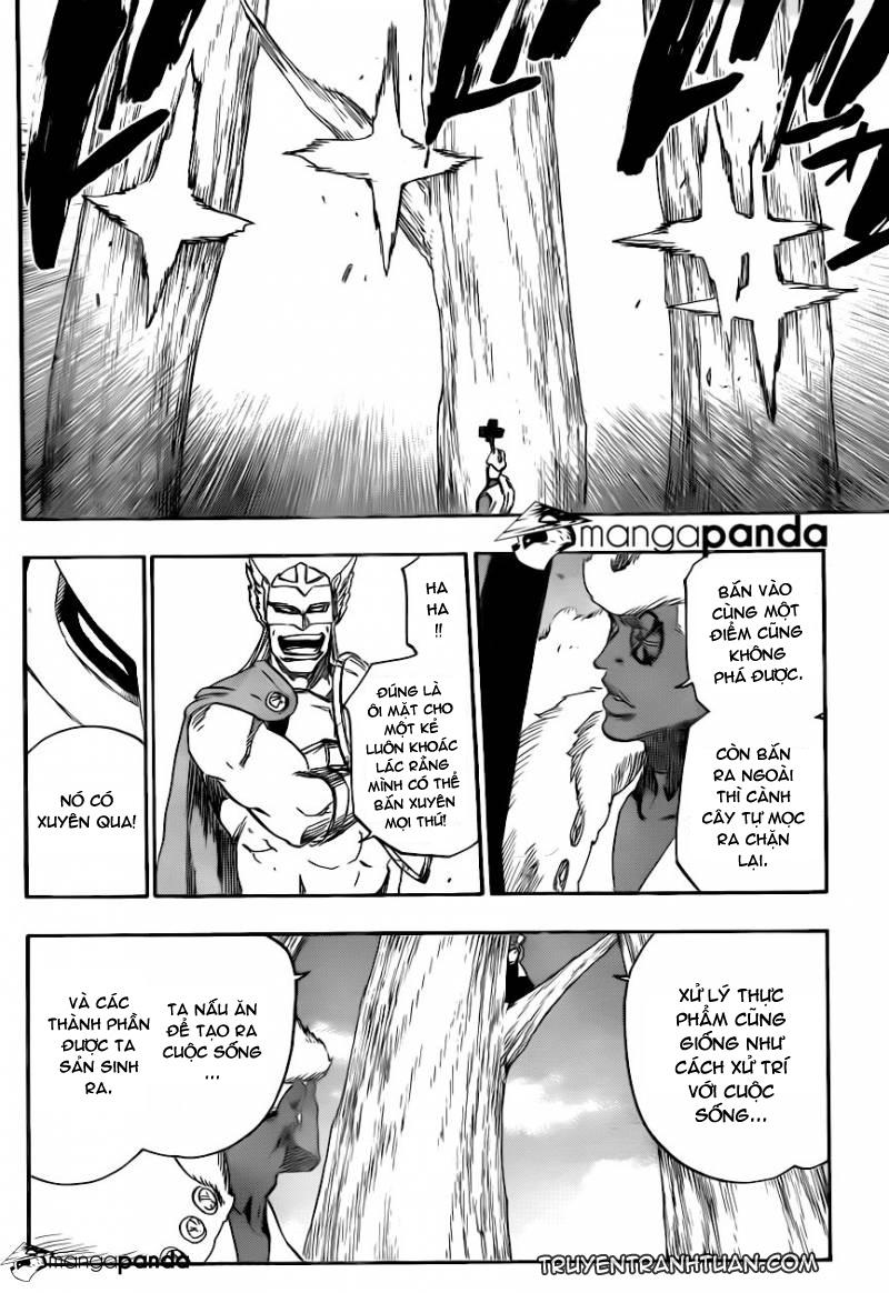 Bleach chapter 600 trang 15