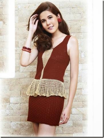 conjunto kit falda y top patrones crochet tricot1