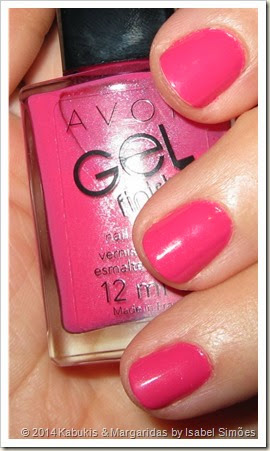 Verniz Avon Gel Finish