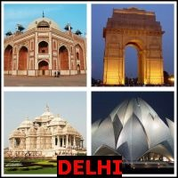 DELHI- Whats The Word Answers