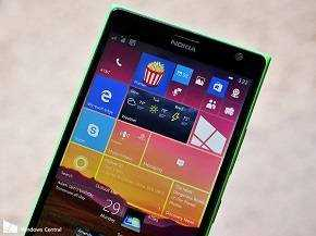 Windows 10 Mobile build 10166 đến tay người dùng Insider