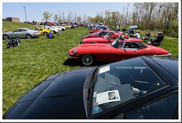 AACA Museum - Exotic and Sports Car Show