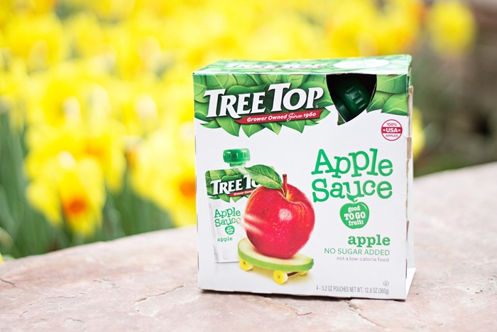 Tree Top Applesauce