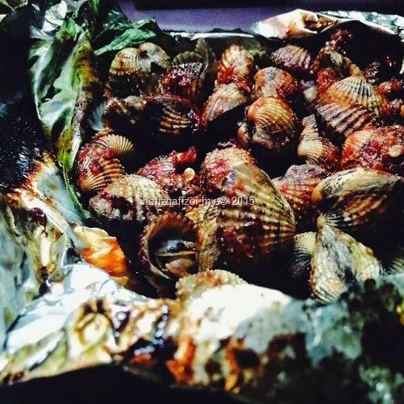 Tempat Makan Best Bangi-D'Kenali Ikan Bakar Stim Berempah