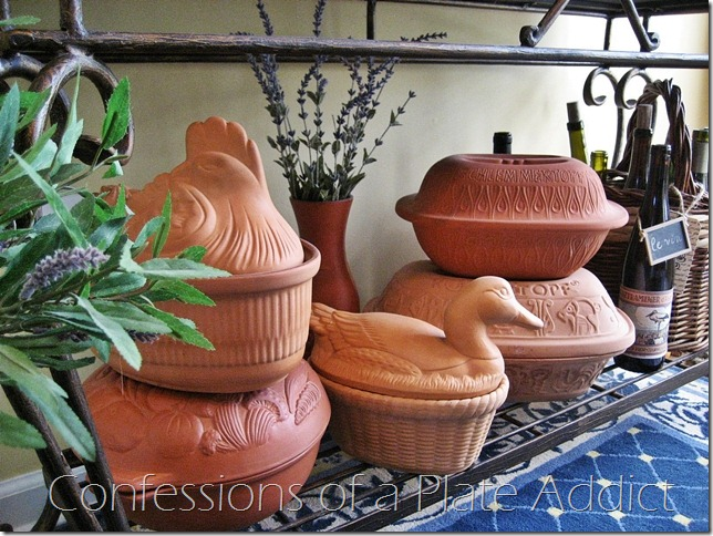 CONFESSIONS OF A PLATE ADDICT Collecting Clay Cookers