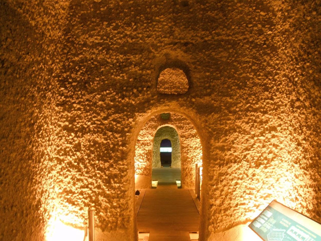 Resultado de imagen de Cisternas romanas de Monturque