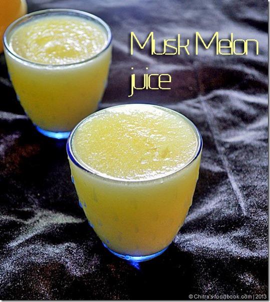 Mulam pazham juice