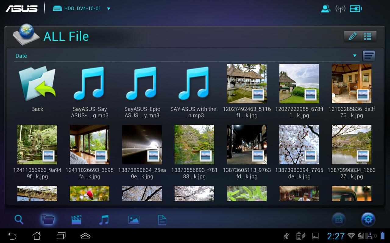 ASUS Wireless Duo - screenshot
