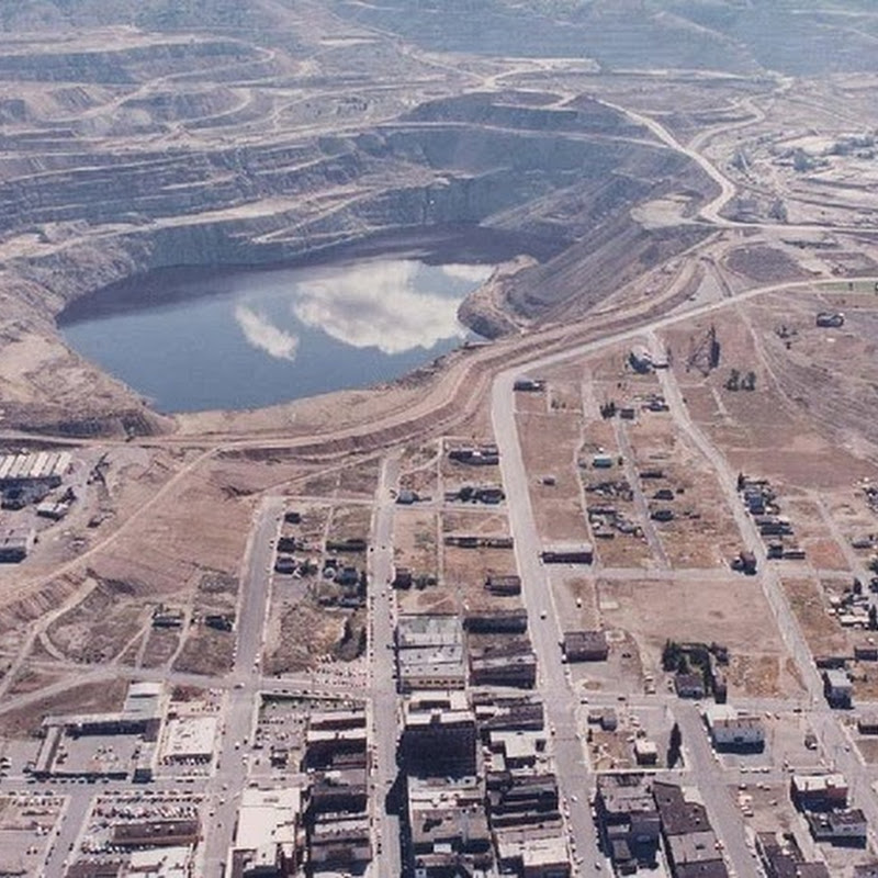Berkeley Pit, the Pit of Poison