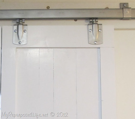 Tractor Supply Box Rail & Tractor Supply Barn Door Hardware - My Repurposed Life™ Pezcame.Com