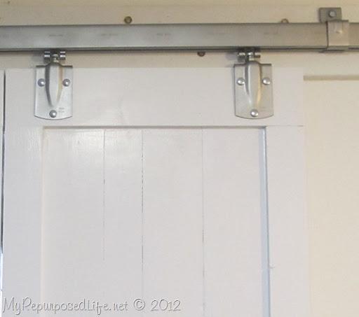 Tractor Supply Box Rail & Tractor Supply Barn Door Hardware - My Repurposed Life® Pezcame.Com