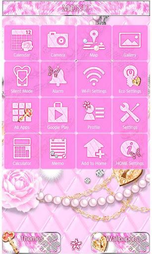 Royal Pink Wallpaper Theme 2.0.0 Windows u7528 2