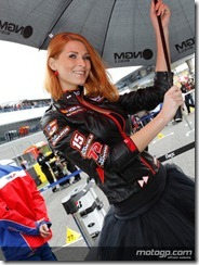 Paddock Girls Gran Premio bwin de Espana  29 April  2012 Jerez  Spain (15)