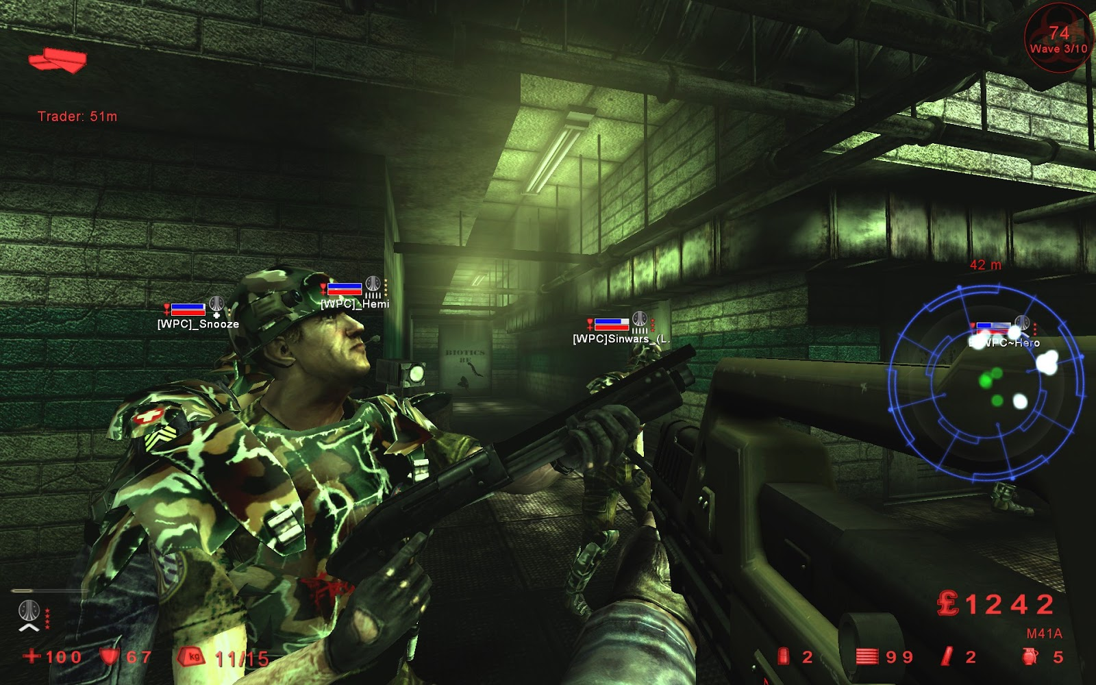 Time To Get Excited Alienu0027s Fans As A New Mod Version 1.2 Has Been Released  For Killing Floor. This High Quality FPS Mod Was Almost Two Years In The  Making, ...