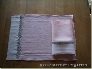 Fifties placemat set