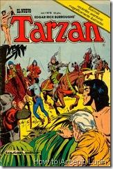 P00008 - El Nuevo Tarzan #8